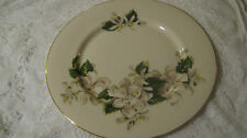 FINE ARTS CHINA ORANGE BLOSSOM AND GARDENIA DINNER PLATE - 10 AVAILABLE  HOLIDAY