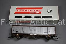 U321 KLEIN modellbahn  Ho 3167 Wagon GrossraumgGüterwagen SNCB typ Hbikks-tt