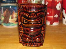 Vintage HAWAIIAN TIKI CUP / MUG - Hawaii Polynesian