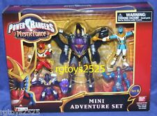 "Power Rangers Mystic Force 6"" Wolf King Megazord Mini Set New Factory Sealed 06"