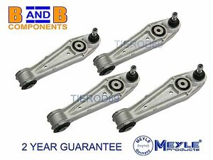 PORSCHE 911 996 BOXSTER 986 CAYMAN 987 LOWER FRONT REAR CONTROL ARM X 4 C638