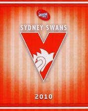 Australia 2010 - Sports AFL Football Sydney Swans Rugby 2 S/S - MNH