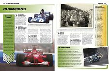 BBC Sport World Formula 1 Records 2014 - New Book Bruce Jones