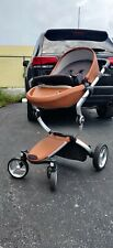 Mima Xari Stoller In Camel With Silver Chassis/Black starter pack All Included