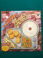 National Lampoon's Radio Dinner Vinyl LP Dated 1972