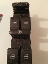 VW / SEAT ELECTRIC WINDOW CONTROL PANEL SWITCH BUTTON FRONT RIGHT DRIVER SIDE