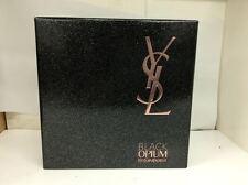 YSL Yves Saint Laurent Black Opium Eau De Parfum Gift Box 30ml + 10ml