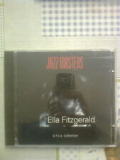 JAZZ MASTERS 100 ANS DE JAZZ - ELLA FITZGERALD - CD
