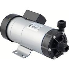 MKII High Temp Magnetic Drive Pump (65 Watt) - 13.5 Gal/min Pro Beer Brewers