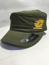 Cap Adidas Military Green Central Michigan Chippewas Olive Hat - Women's -