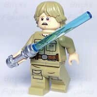 New Star Wars LEGO® Luke Skywalker Minifigure Jedi Bespin Outfit 75222 Genuine