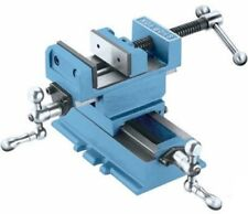"""4"""" 2-Way Milling Cross Vise Mill Vice for Drill Press"""