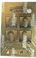 1996 PINNACLE Action Packed football HOBBY NFL Box factory sealed 24 pks/5 crds