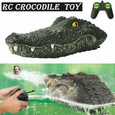 Racing Boat Crocodile Head RC Spoof Toy 2.4G Remote Control Electric Crocodile
