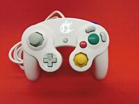 Nintendo Super Smash Bros Gamecube Controller White Wii U Japan F/S
