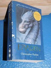 Eragon  by Christopher Paolini FREE SHIPPING 0375826696