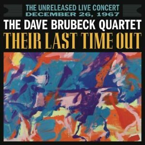 The Dave Brubeck Quartet - Their Last Time Out (2011)  2CD  NEW  SPEEDYPOST