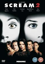 Heather Graham, David Arquette-Scream 2 DVD NEW