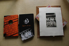 Pleased to Meet You rolling stones 3x signed Deluxe Book & print 10/100 Genesis