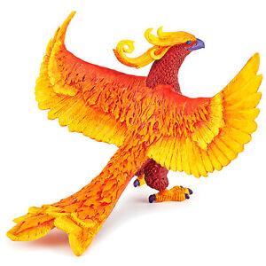 PAPO Phoenix Figure 36013 Fantasy World Collectable Series 11x 6.5x 12cm Ages 3+
