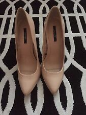 Women's Nude Forever 21 Pumps Shoes Size 7