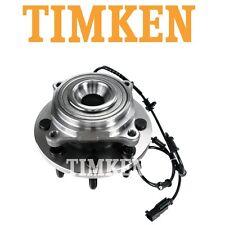 For Ram 2500 Dodge Ram 2500 Front Wheel Bearing & Hub Assembly Timken HA590346