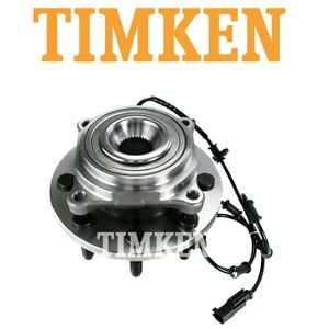 For Ram 2500 Dodge Ram 2500 Front Wheel Bearing & Hub Assembly Timken HA590346