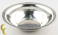 Vintage WM Rogers MFG Co. Sterling Silver Bowl 115A