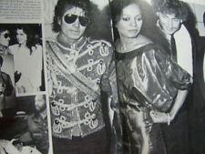 Magic Of Michael Jackson Book (1984, Paperback) Signet