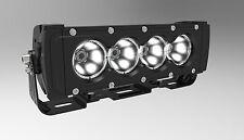 40w Spot Beam, 10 Inch Light Bar, 4 x 10w CREE XML2 LED's, NO RADIO INTERFERENCE