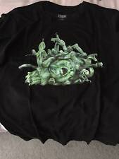 Damien Hirst Treasures of the Wreck of the Unbelievable Medusa Collectible Tee L