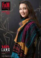 Lang Yarns Fatto a Mano FAM 249 Accessoires Home Srickheft mit Srickanleitungen