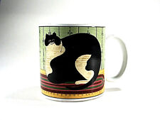 Cat Collection Coffee Tea Ceramic Mug Cup 2000 Warren Kimble 14 floz