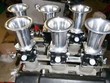 Ford Cosworth 24v BOB / BOA Throttle body Manifolds (ITB's) - Boost Performance.