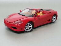 Ferrari 360 Spider von Hot Wheels 1:18