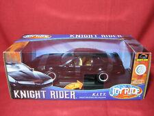 1:18 Knight Rider KITT Pontiac Firebird Trans Am Ertl Joyride Diecast Car Rare