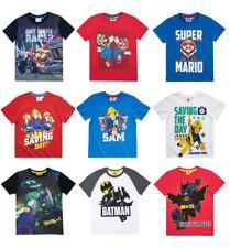 Batman Short Sleeve T-Shirts & Tops (2-16 Years) for Boys