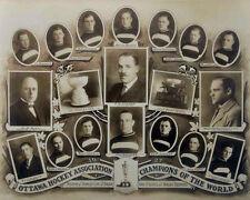 1926-1927 OTTAWA SENATORS 8X10 PHOTO  PICTURE NHL HOCKEY