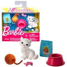 Set Kätzchen - Mein Haustier   Barbie   Mattel FHY71   Wohnaccessoires Set