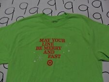 Medium- Target Christmas T- Shirt