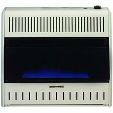 ProCom MD300TBA Dual Propane/Natural Gas Blue Flame Vent-Free Gas Space Heaters