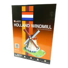 CubicFun - 3D Puzzle - Holland Windmill - building - Netherland - toys monument