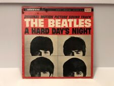 United Artists Records Motion Picture Sound Track The Beatles A Hard Day's Night