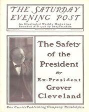 Saturday Evening Post  -  Full Magazine  -  No Mailing Label -  October 5, 1901