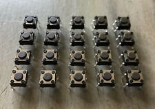 DIGITECH RP-10 REPLACEMENT SWITCHES - 20 EDIT / ENTRY PARAMETER BUTTONS - RP10