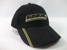 Sunbury Trucking Hat Black Strapback Baseball Cap
