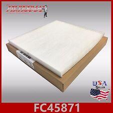 FC45871 CAF1848 VCA-1038 CABIN AIR FILTER: 2009-2014 MAXIMA & MURANO V6 3.5L