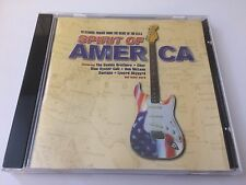 SPIRIT OF AMERICA - VARIOUS ARTISTS - CD