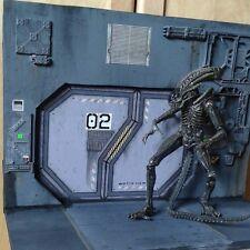 1/12 Scale Custom Diorama Display For Neca Aliens Figures,sci-fi, batman.OOAK