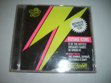 Blender True Music CD Unsigned Bands bonus tracks Disturbed Sunny Ledfurd 2003